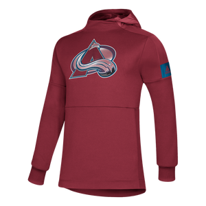 Avalanche Game Mode Hoody- Burgundy