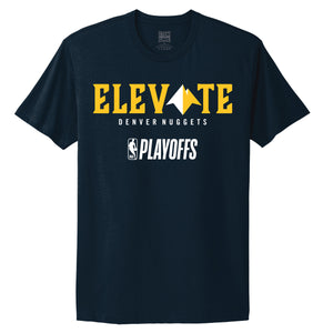 Nuggets Elevate Playoffs Tee