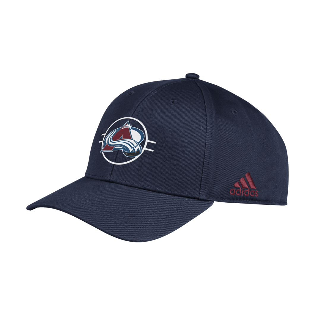 Avalanche Face Off Circle Adjustable Hat
