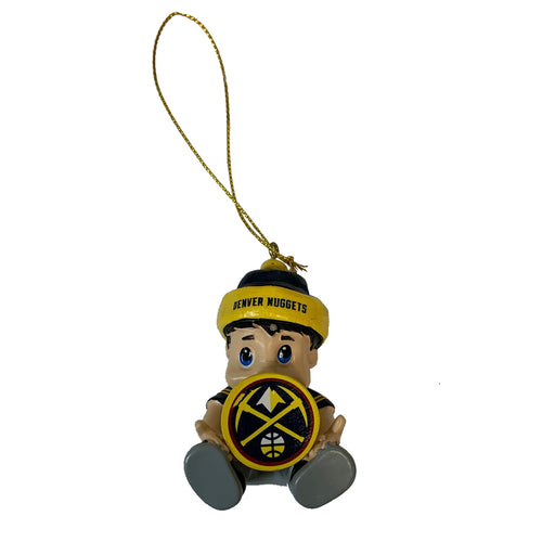 Denver Nuggets Lil Fan Ornament