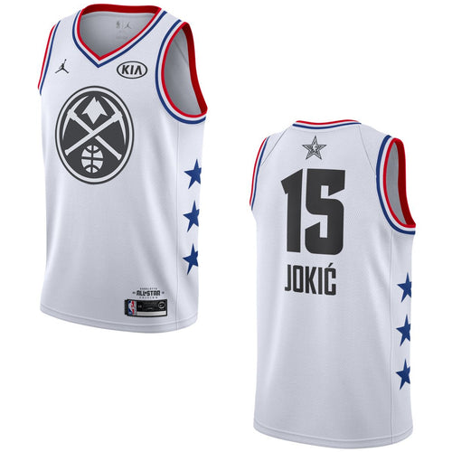 2019 NBA All-Star Nikola Jokić Jersey