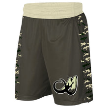 2020 Colorado Mammoth Military Shorts