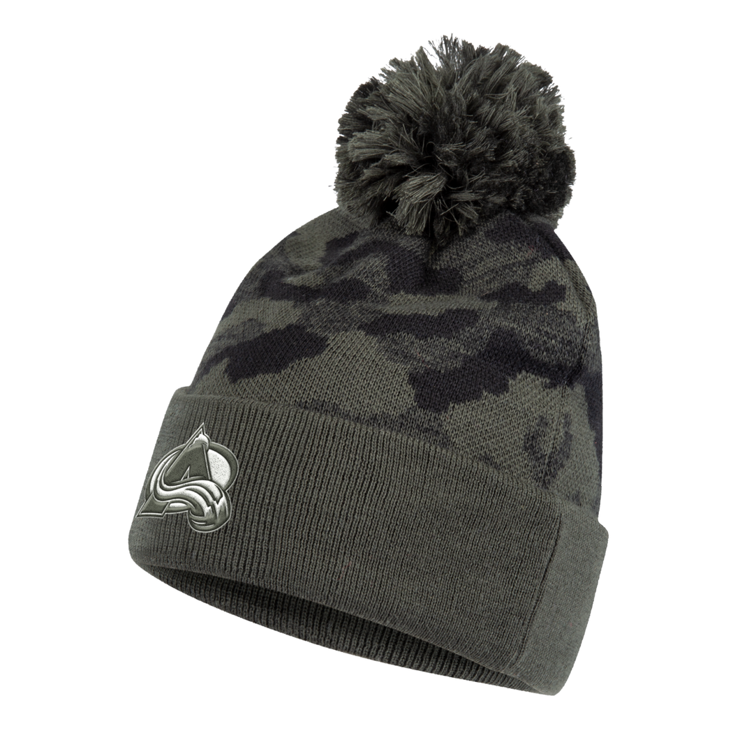 Avalanche 2021 Military Cuffed Pom Knit