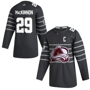 2020 All Star #29 Nathan Mackinnon Jersey