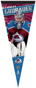 Avalanche #31 Philipp Grubauer Player Pennant