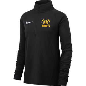 Nuggets Women's 2019 City Edition 1/4 Zip  (ONLINE EXCLUSIVE ONLY)