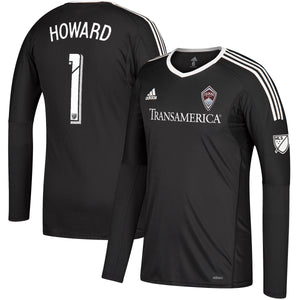 Tim Howard L/S Authentic Jersey