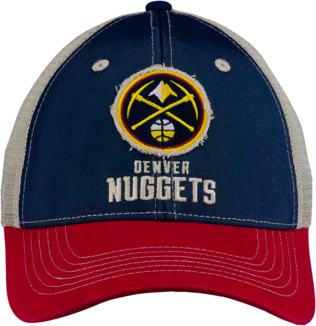 Nuggets Worn In Adjustable Hat