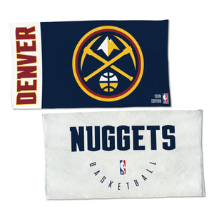 Official Denver Nuggets Icon Bench Towel