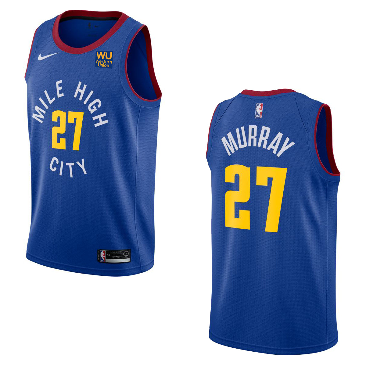 reputable site bac9b 33c98 2019-20 Nike Swingman Statement Jersey