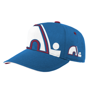 Avalanche Youth Big Face Reverse Retro Snapback Hat