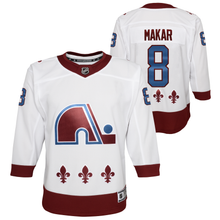 Avalanche Youth Specialty Player Jerseys