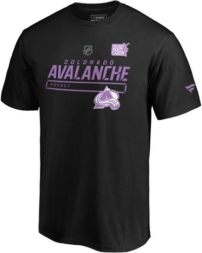 Avalanche Hockey Fights Tee