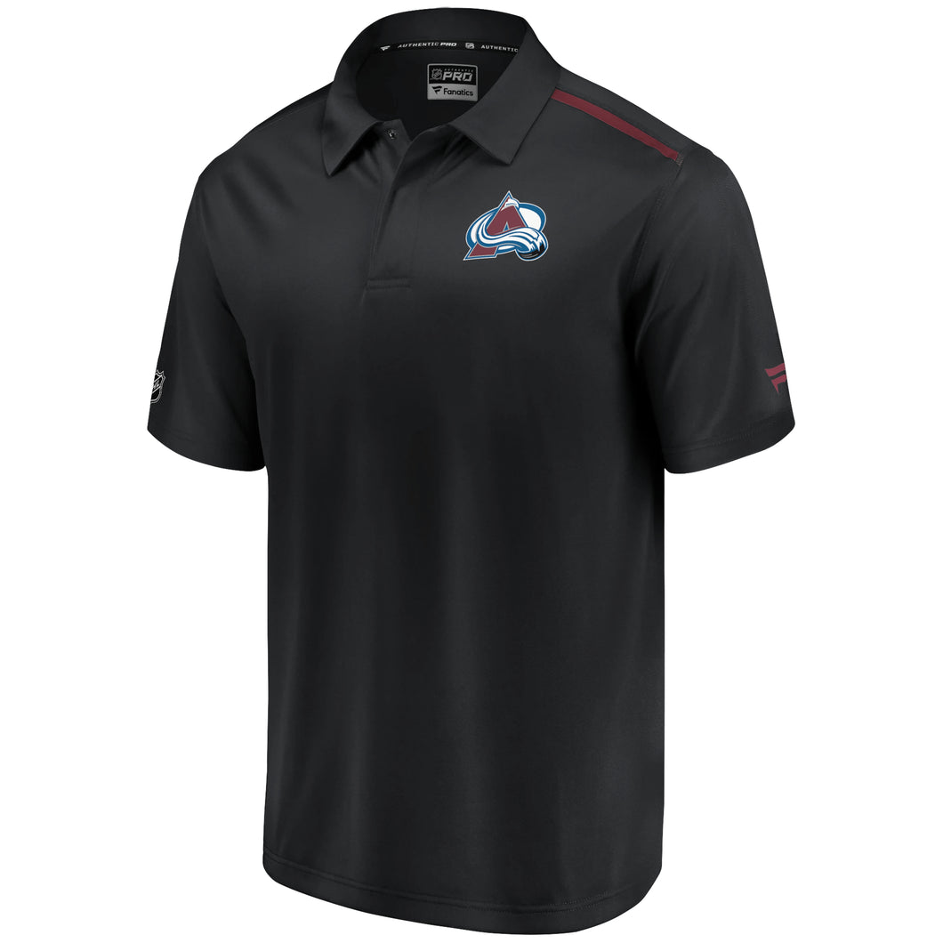 Avalanche 2019-20 Rinkside Polo