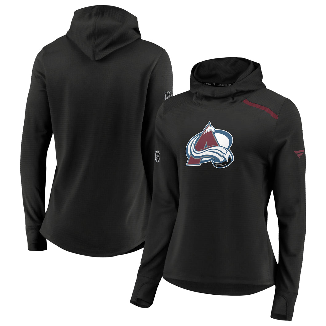 Ladies Avalanche Authentic Rinkside Hoody