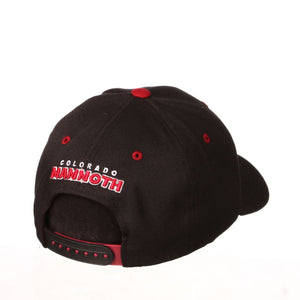 Colorado Mammoth Competitor Hat - Black