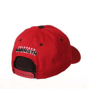 Colorado Mammoth Competitor Hat - Burgundy