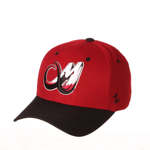 Colorado Mammoth Competitor Hat - Burgundy/Black