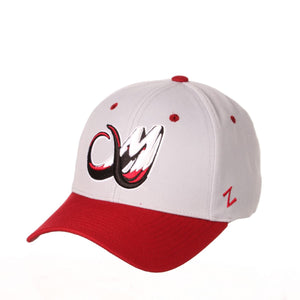 Colorado Mammoth Competitor Hat - Grey/Burgundy