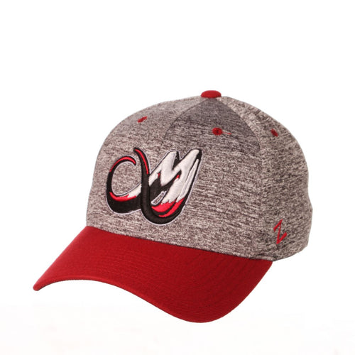 Colorado Mammoth Interference Hat - Grey/Burgundy