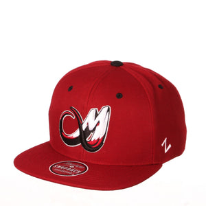 Colorado Mammoth Snapback - Burgundy