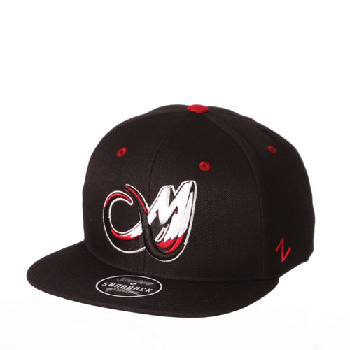 Colorado Mammoth Snapback - Black