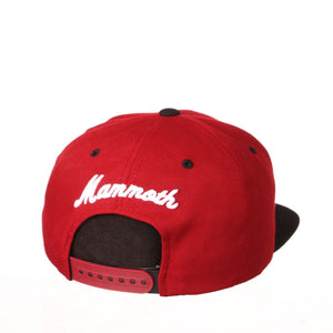 Colorado Mammoth Snapback - Burgundy/Black