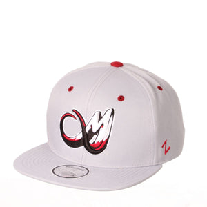 Colorado Mammoth Snapback - Grey