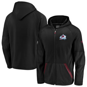 Avalanche 2019 Full Zip Rinkside Hoody