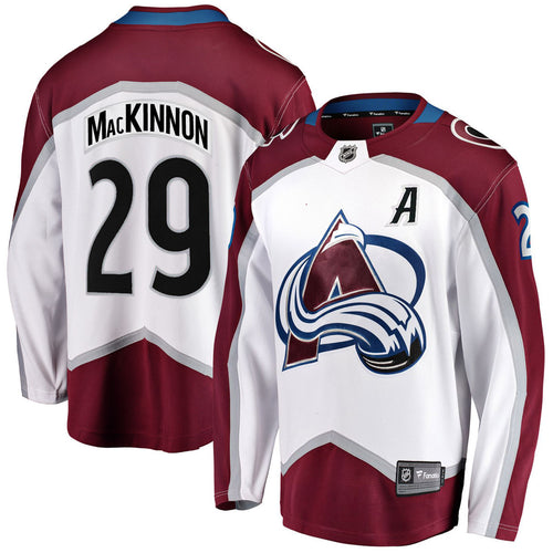 Avs Men's Breakaway Road Player Jersey