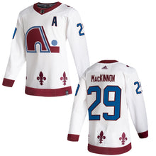 Avalanche Reverse Retro Player Authentic Jerseys
