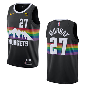 Nuggets 2019 City Edition Swingman Jerseys