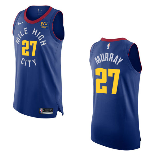 2019-20 Authentic Player Statement Jersey