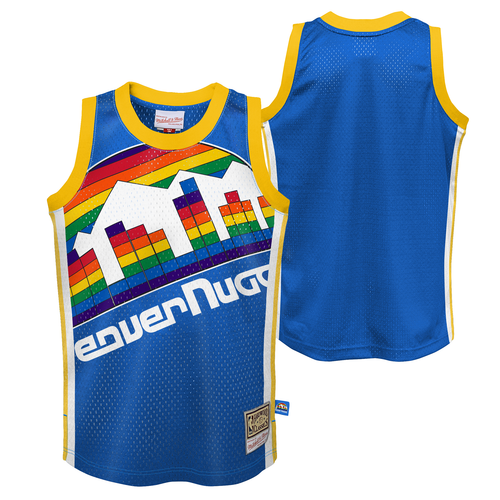 Nuggets Youth Big Fave 2.0 Jersey