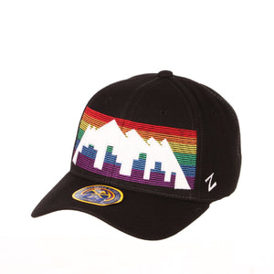 Nuggets 2019 City Edition Competitor Adjustable Hat