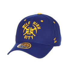 Nuggets Statement MHC Curved - Blue