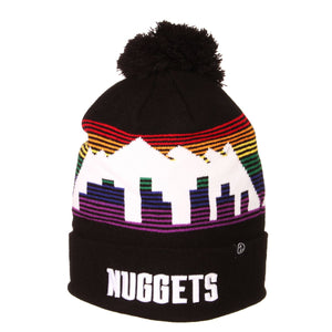 Nuggets 2019 City Edition Wordmark Cuff - White