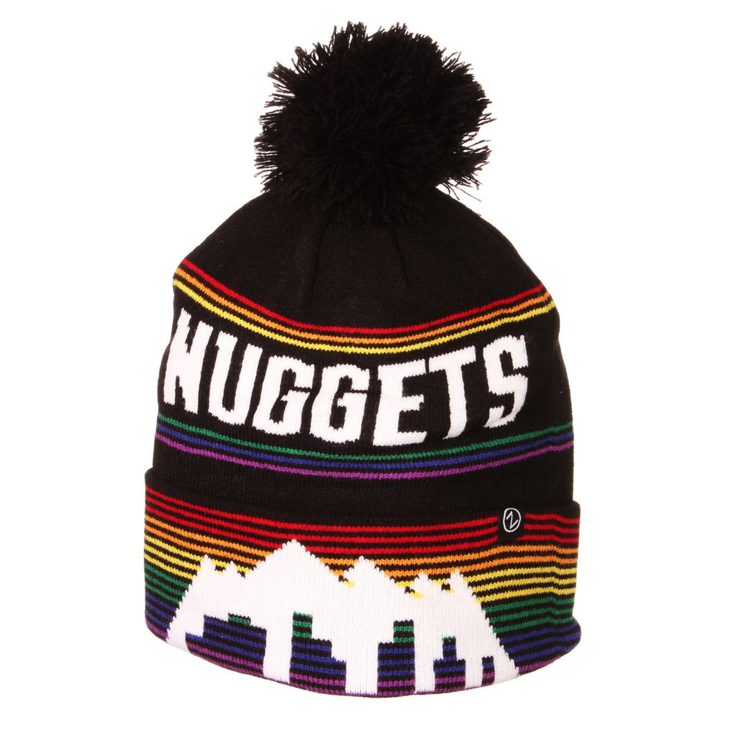 Nuggets 2019 City Edition Mount Logo Cuff