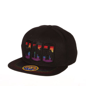 Nuggets 2019 City Edition 303 Blackout Snapback