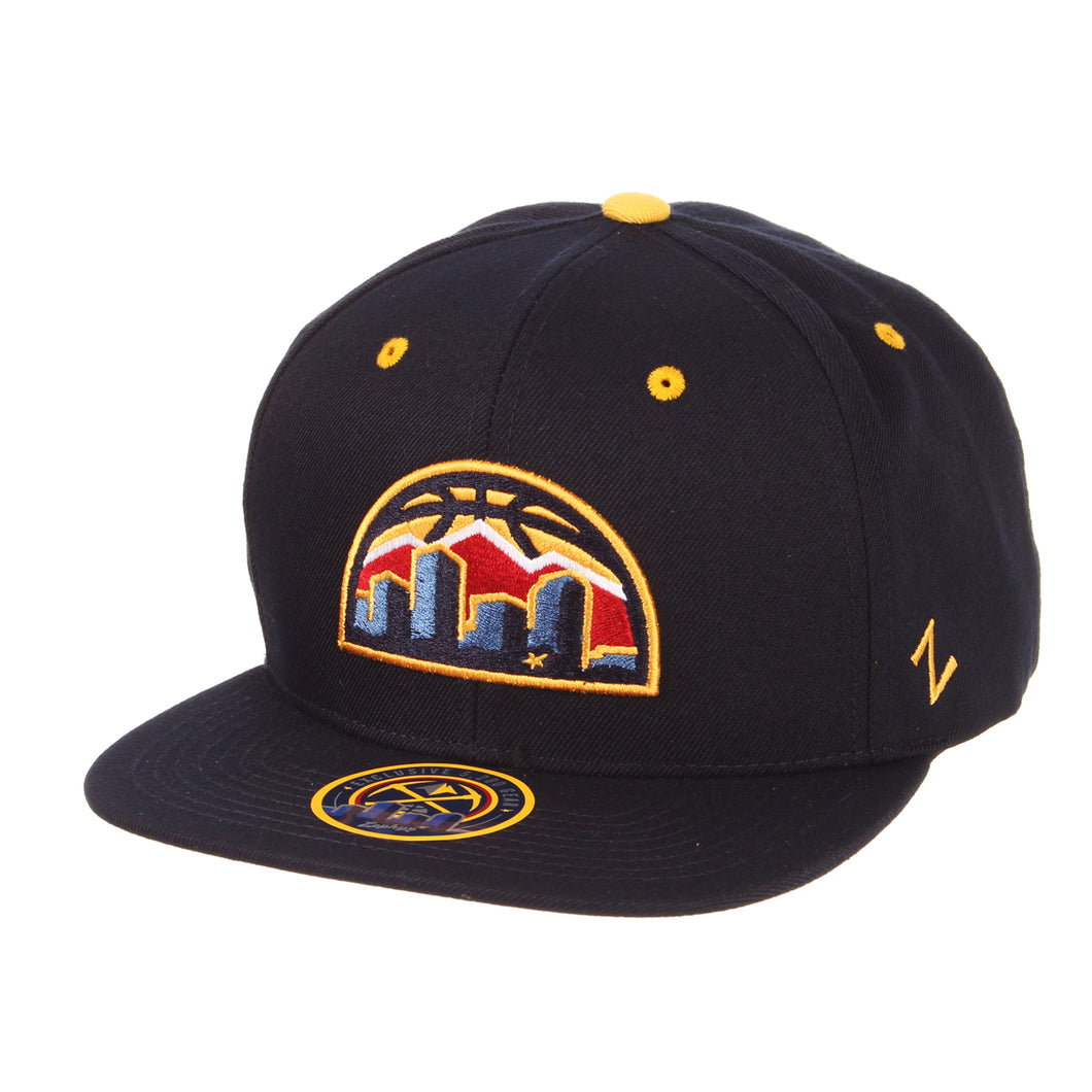 Nuggets Snapback Skyline Z11 Core - Navy