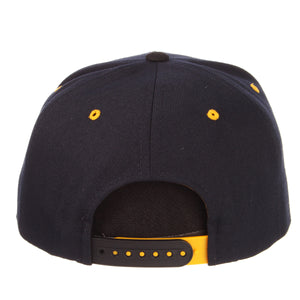 Nuggets Snapback Skyline Invader