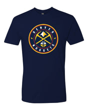 Men's Nuggets Global Logo Tee