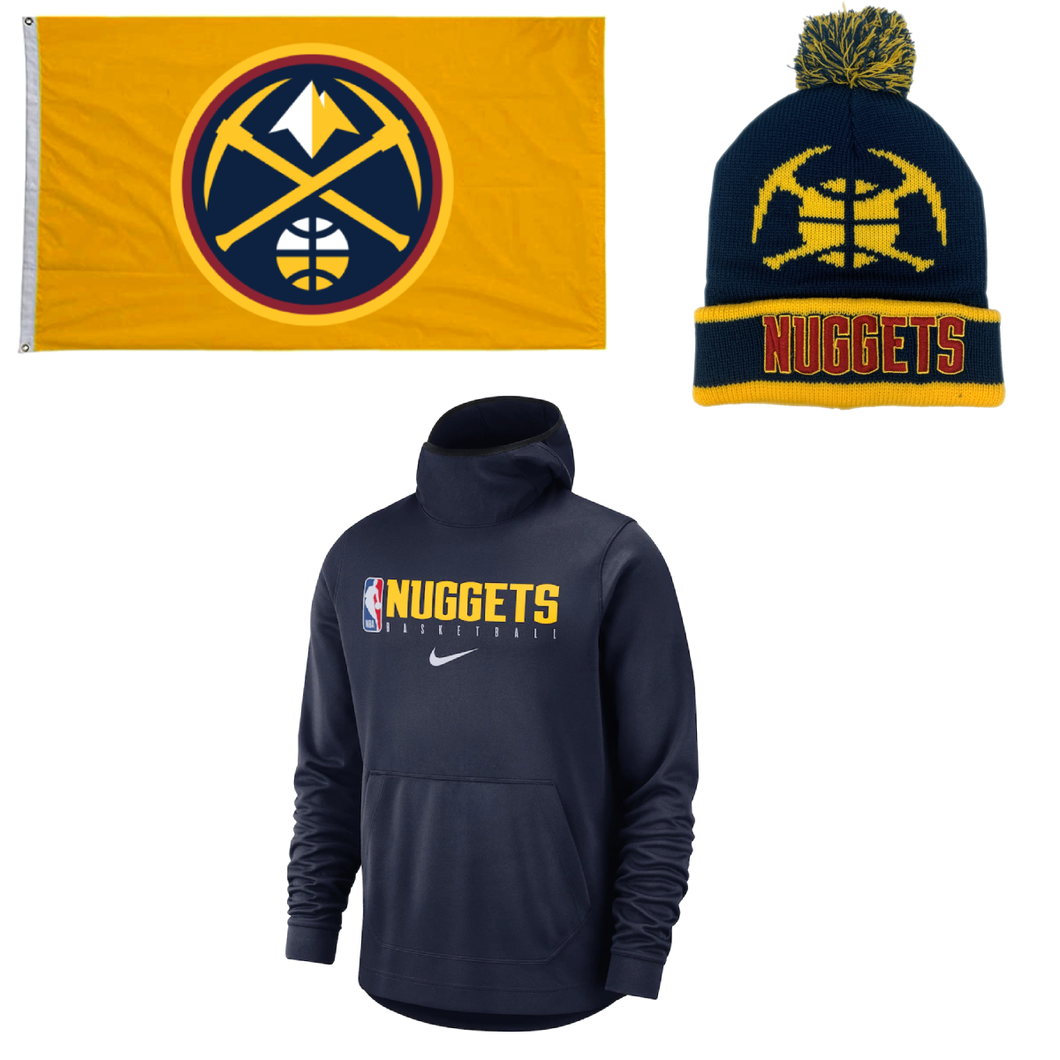 Denver Nuggets Fall Fan Kit