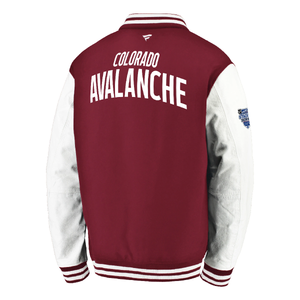 2020 Avalanche Stadium Series Coaches Jacket