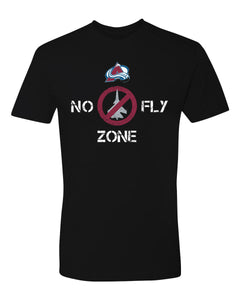 Avalanche No Fly Zone Tee
