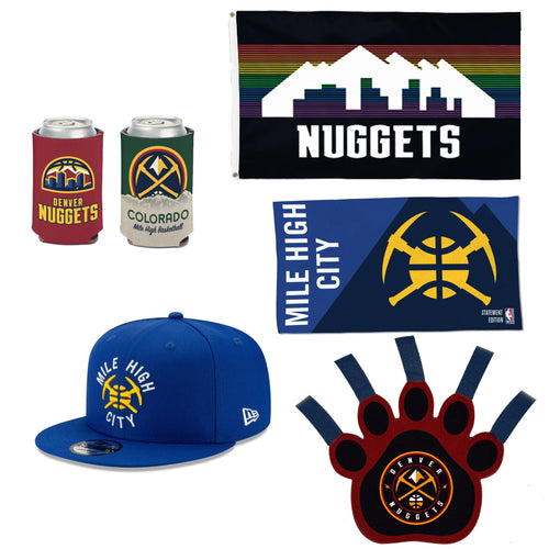 Denver Nuggets Home Watch Party Kit