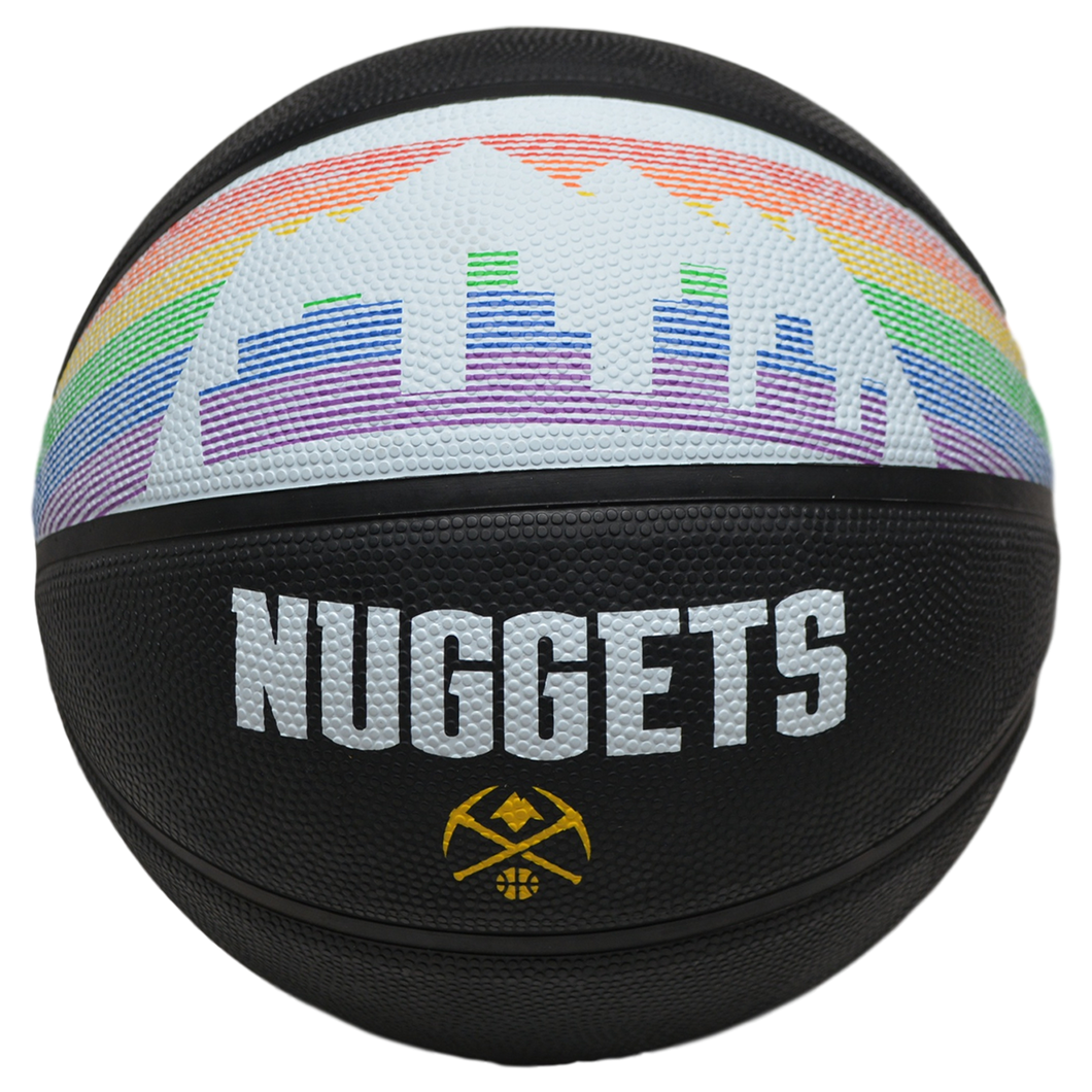 Nuggets 2019 City Edition Full Size Basketball