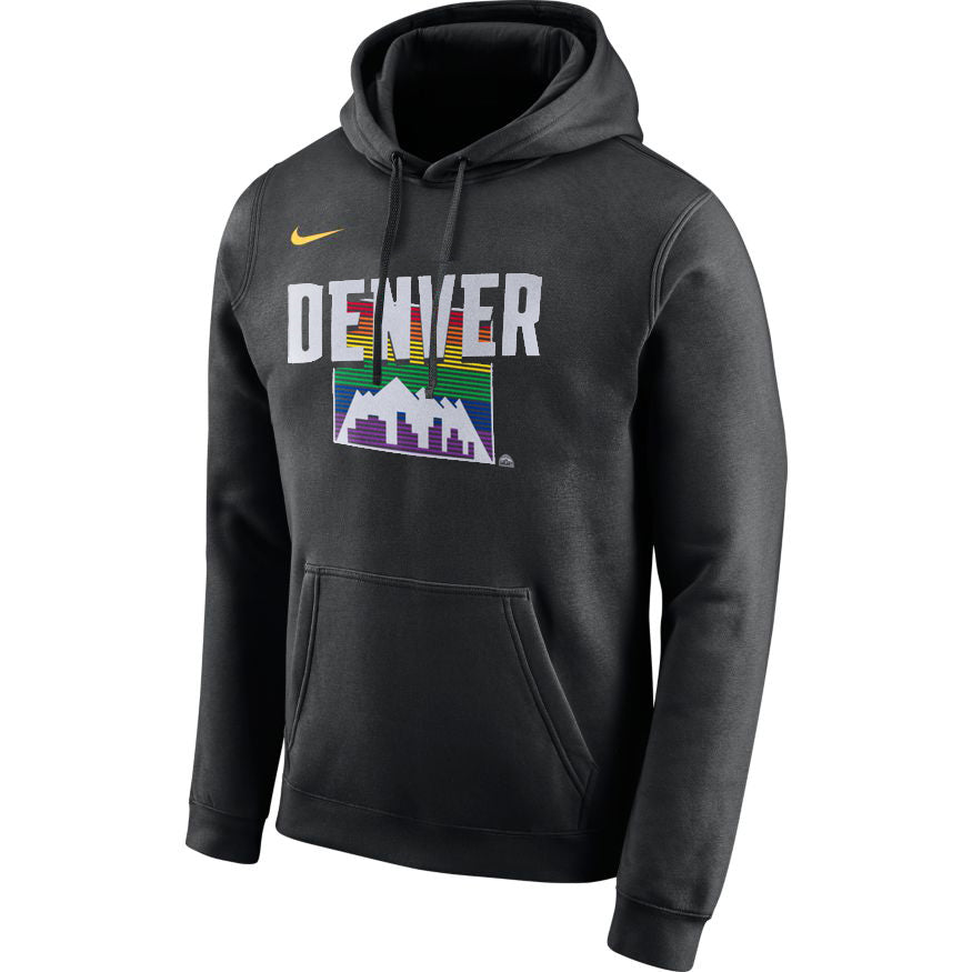 Nuggets 2019 City Edition DENVER Fleece Hoody (Online Exclusive)