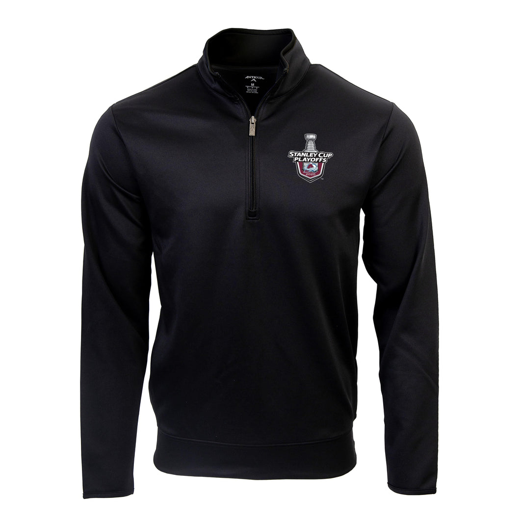 Avalanche 2020 Stanley Cup Playoff 1/4 Zip Jacket