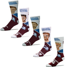 Colorado Avalanche Player Socks